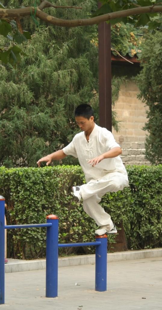 Entre taichi, mahjong et salon de thé... dans Beijing img_2571